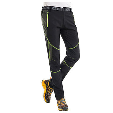 Hunting Pants Men's Quick Dry / Removable Fashion / Sexy / Classic Bottoms for Camping / Hiking / Fishing / Climbing