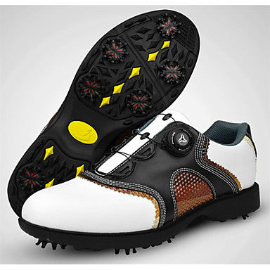 Men's Golf Golf Shoes shoes Breathable Golf Cushioning Training Casual Golf Golf Shoes Adults Sporty