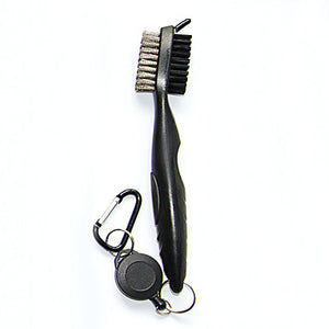 Golf Club Brush Portable / Cleaning Care Plastic for Golf