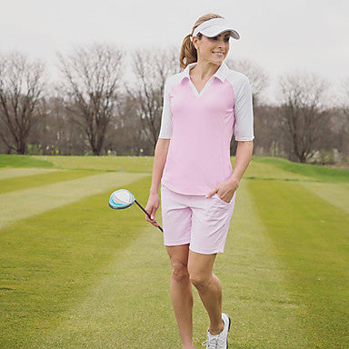 Women's Shorts Golf Running Athleisure Outdoor Summer / Cotton / Micro-elastic / Quick Dry / Breathable
