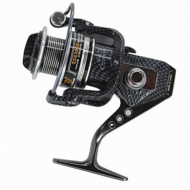 Fishing Reel Spinning Reel 5.5:1 Gear Ratio+13 Ball Bearings Hand Orientation Exchangable Sea Fishing / Bait Casting / Spinning - HY3000/5000/7000 / Jigging Fishing / Freshwater Fishing