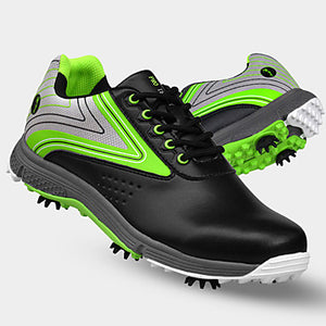 TTYGJ Men's Golf Shoes Waterproof Breathable Anti-Slip Comfortable Golf Adults