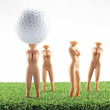 Golf Ball / Golf Accessories Waterproof / Portable / Reusable Plastic for Golf - 50 pcs