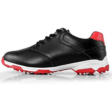 PGM Men's Golf Shoes Breathable Anti-Shake / Damping Cushioning Wearproof Golf Adults Low-Top