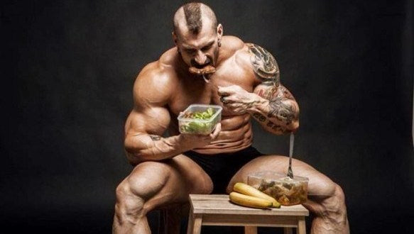 Top 10 High Protein Foods to Gain Muscle mass