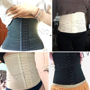 Waist trainer shapers waist trainer corset Slimming Belt Shaper body shaper slimming modeling strap Belt Slimming Corset - Manu-Health  & Beauty