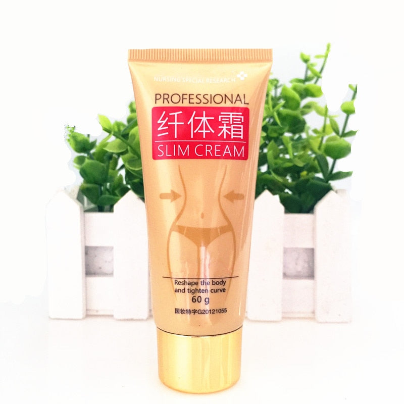 Slimming Body Creams , Chinese herbal losing weight , fat burning, 60g/bottle, - Manu-Health  & Beauty