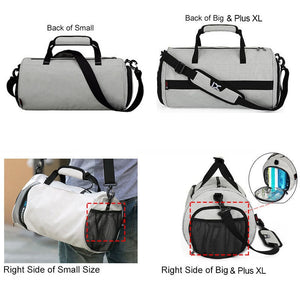 Men Gym Bags For Training Bag Tas Fitness Travel Sac De Sport Outdoor Sports Swim Women Dry Wet Gymtas Yoga Women - Manu-Health  & Beauty