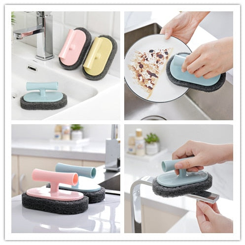1Pc Kitchen Accessories Small Silicone Spoon Mat,Spatula European Style Spoon Pad for Kitchen Gadget Kitchen Goods Kitchen Tools - Manu-Health  & Beauty