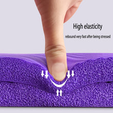 Load image into Gallery viewer, NBR Yoga Mat 185*80cm 15mm Thickness Slim Yoga Mats Non-slip Tasteless Fitness Esterilla Pilates Home Exercises Gym Sport Pad