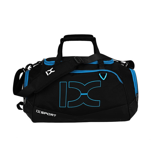 40L Sports Bag Training Gym Bag Men Woman Fitness Bags Durable Multifunction Handbag Outdoor Sporting Tote For Male Female 4.9