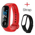 MAFAM Smart Watch Men Women Heart Rate Monitor Blood Pressure Fitness Tracker Smartwatch Sport Smart Clock Watch For IOS Android - Manu-Health  & Beauty