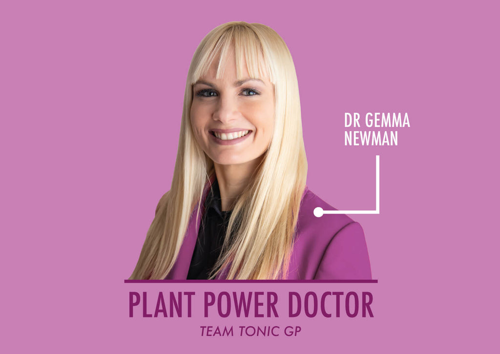 Dr Gemma from Team Tonic