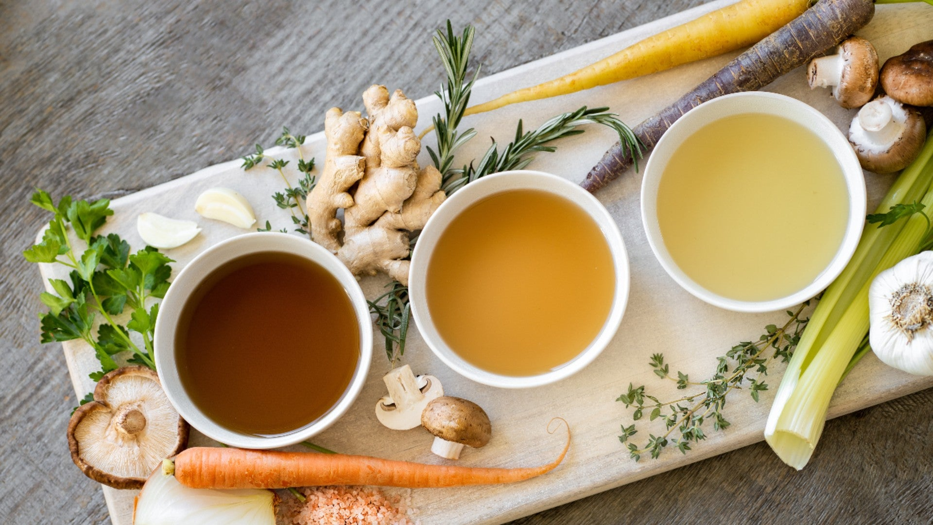 Vitamin D Bone Broth