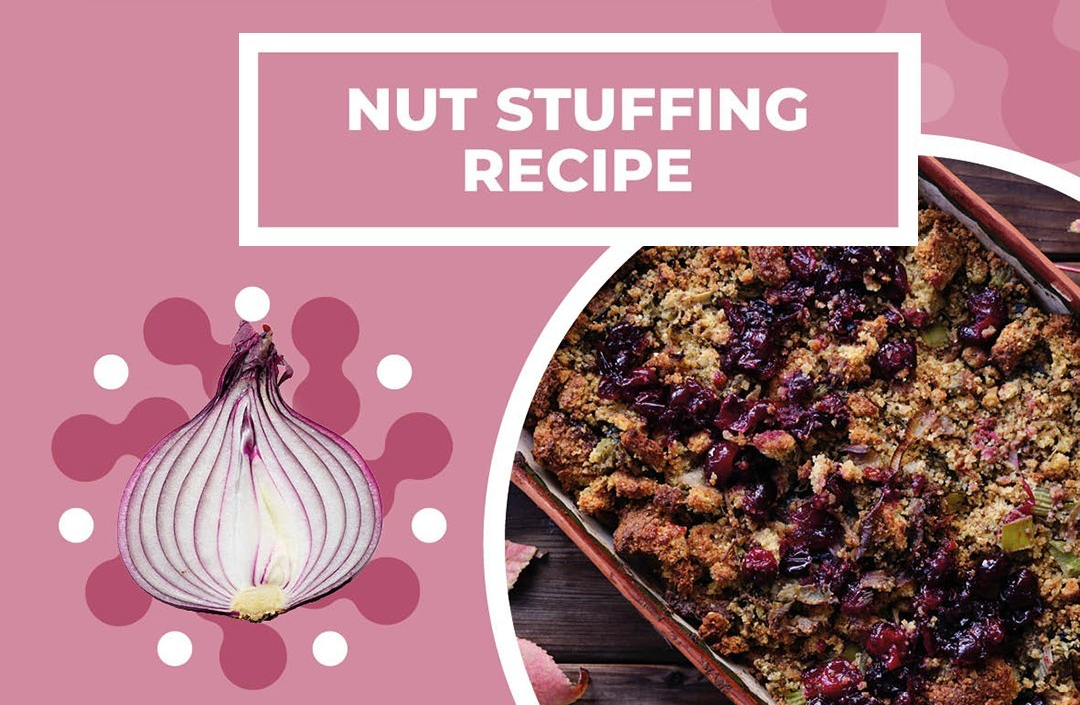 Healthy Nut Stuffing