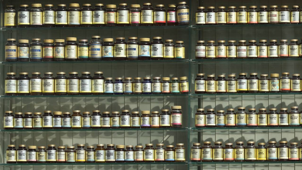 supplements to increase your vitamin intake