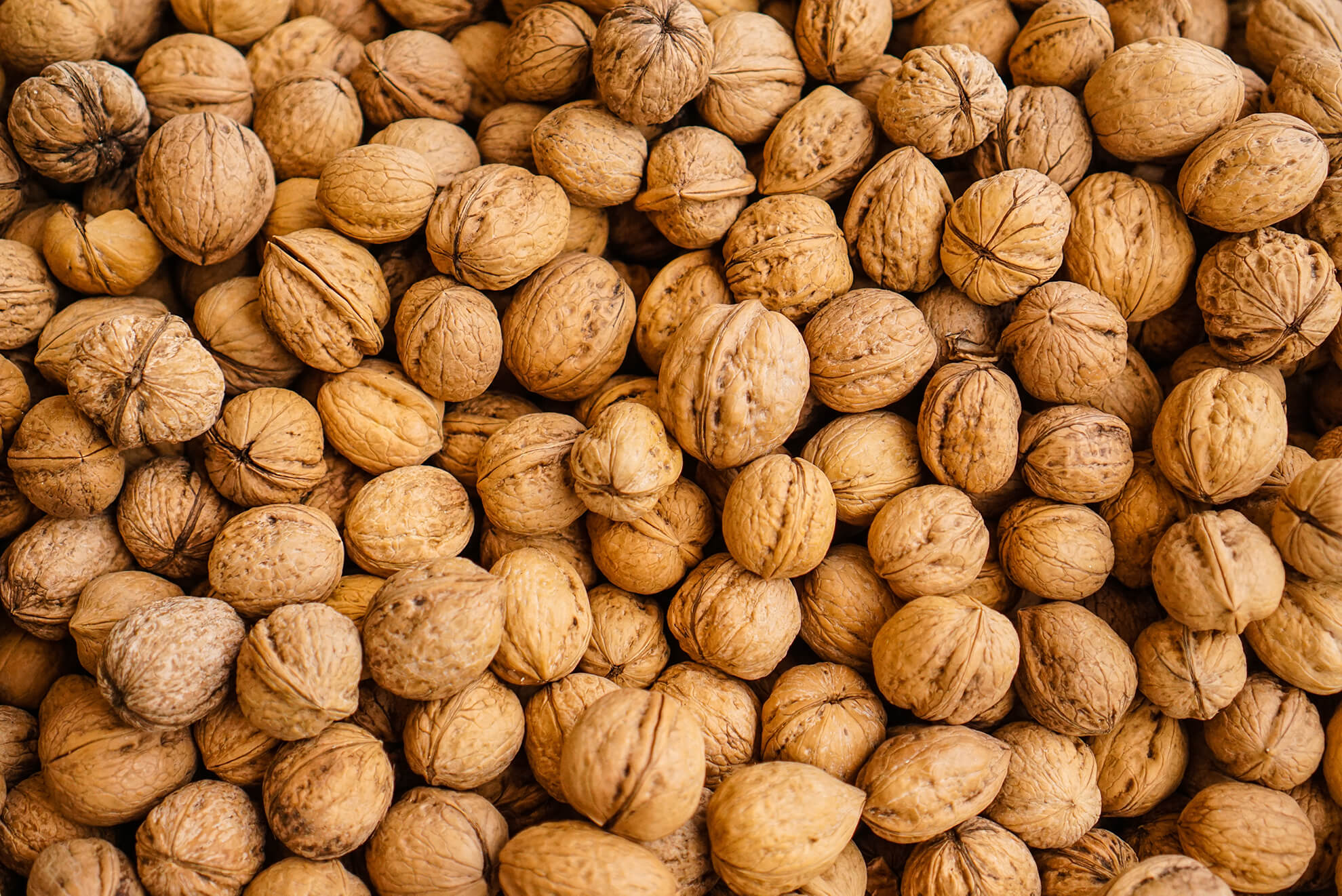 Walnuts which are full of polyphenols