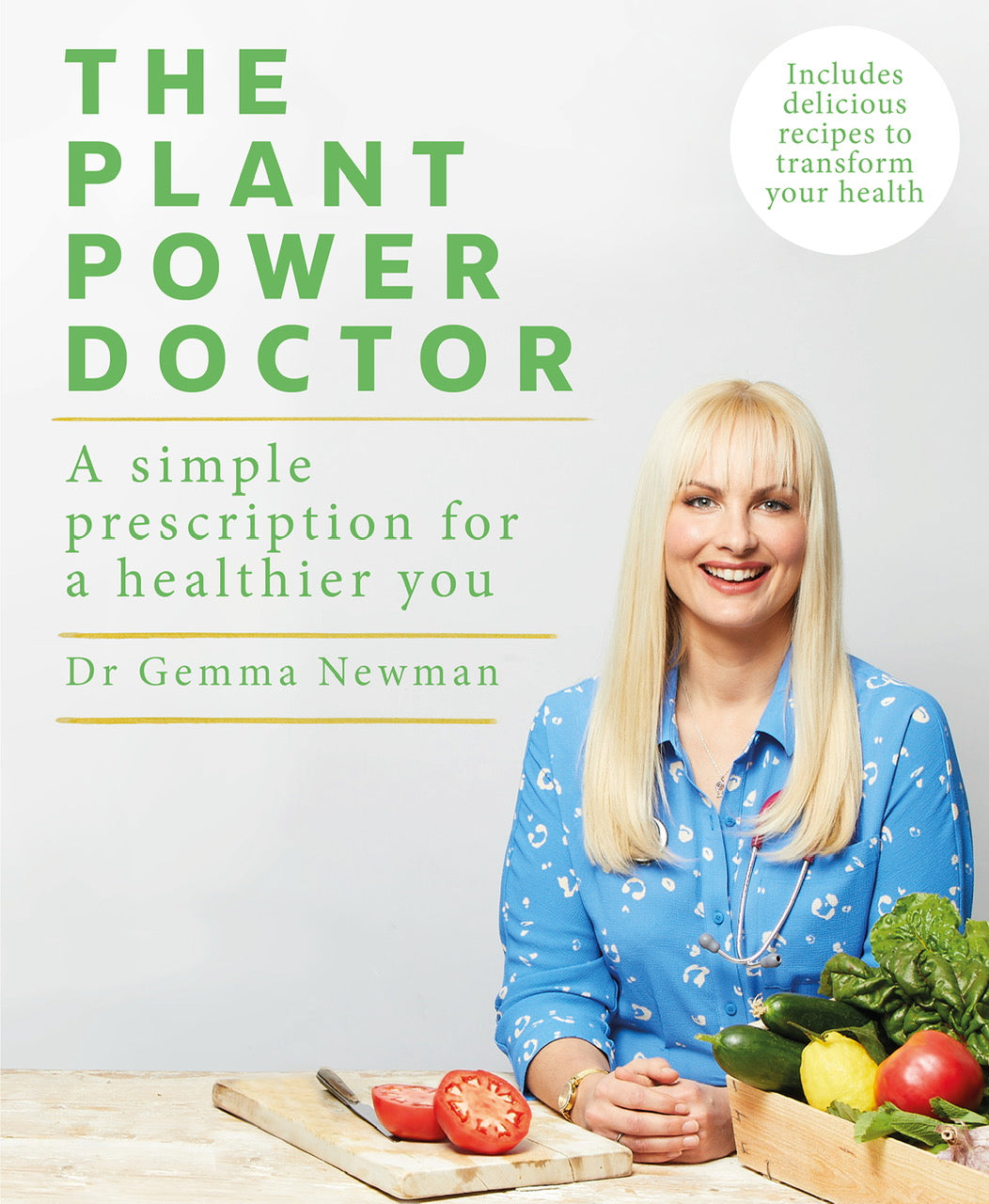 The Plant Power Doctor Book