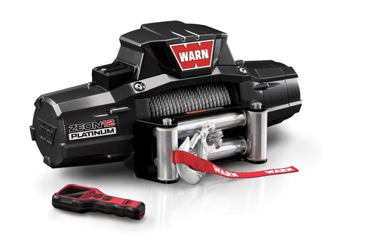 WARN ZEON 12 PLATINUM WINCH - 92820 - Wreckless Motorsports