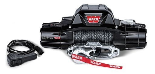Warn ZEON 10-S WINCH - 89611 - Wreckless Motorsports