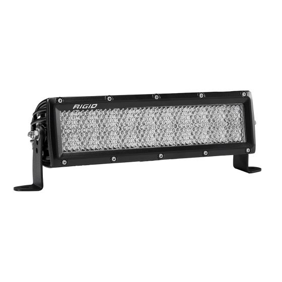 RIGID INDUSTRIES E-SERIES PRO FLOOD DIFFUSED 10IN (110513) - Wreckless Motorsports