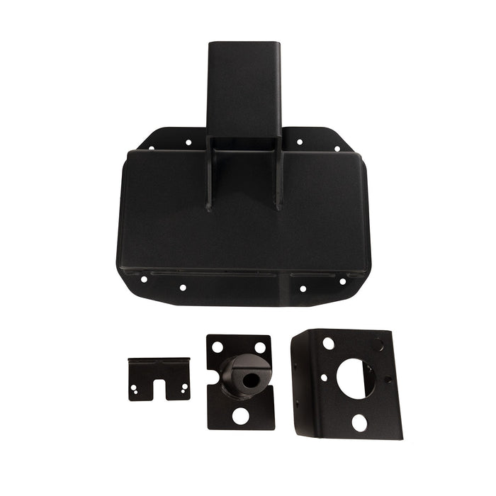 Rugged Ridge Spartacus HD Tire Carrier, Wheel Mount, 18-19 Jeep Wrangler JL - Wreckless Motorsports