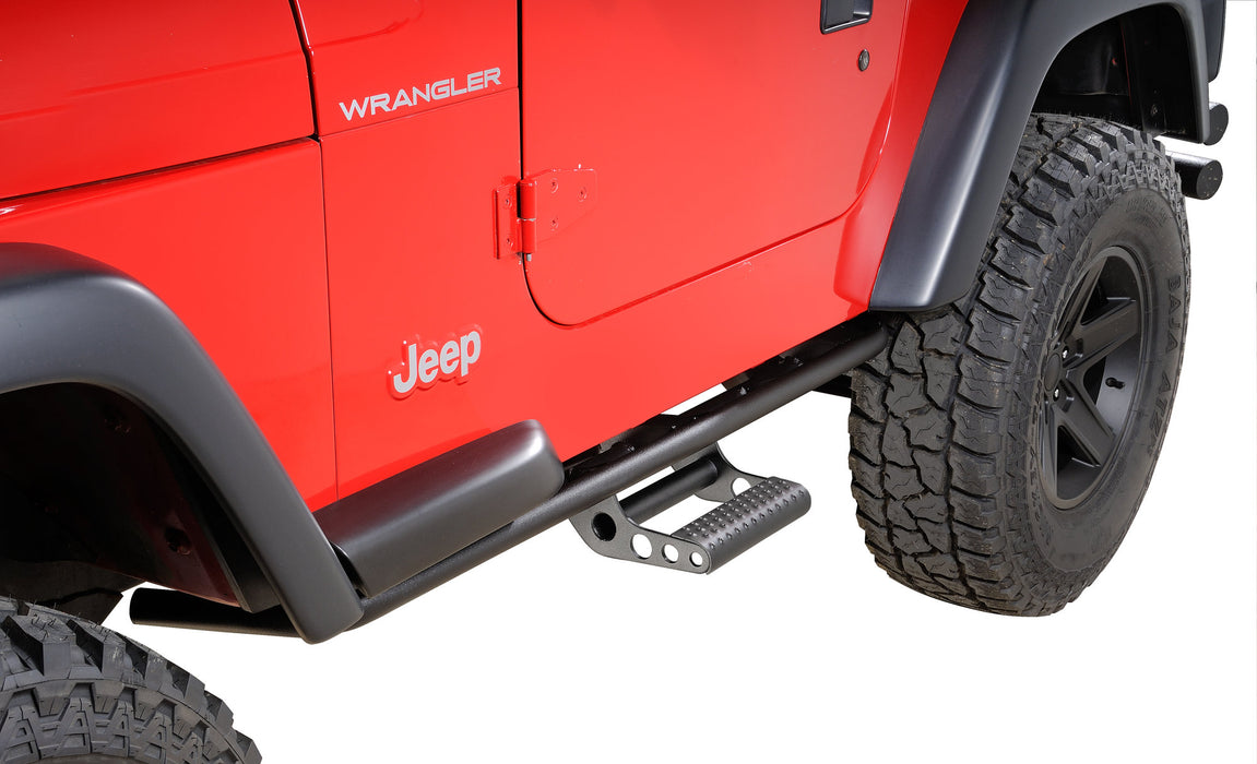 N-FAB Detachable Step for N-Fab Rock-Rails (JPTS32) - Wreckless Motorsports