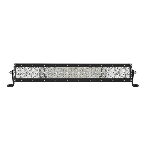 RIGID INDUSTRIES E-SERIES PRO LIGHT BAR FLOOD/SPOT 20IN (120313) - Wreckless Motorsports