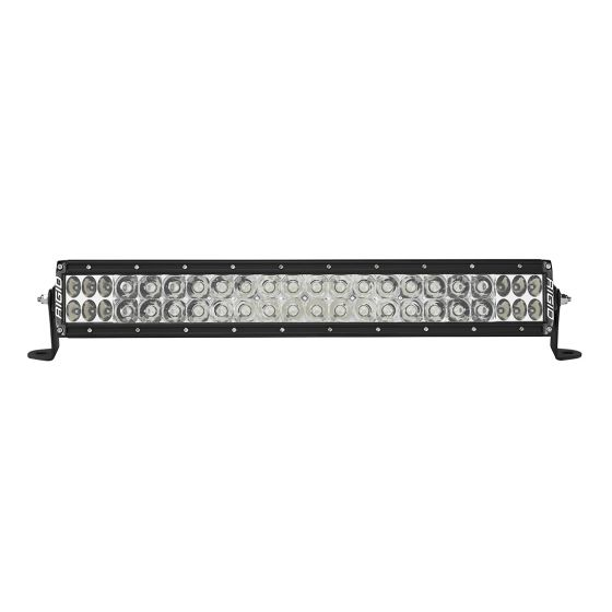 RIGID INDUSTRIES E-SERIES PRO SPOT/DRIVING COMBO LIGHT BAR 20IN (122313) - Wreckless Motorsports