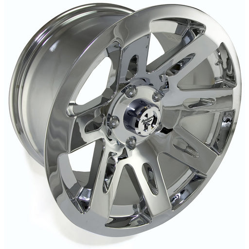Rugged Ridge XHD Wheel, 17x9, Chrome; 07-19 Jeep Wrangler/Gladiator - Wreckless Motorsports