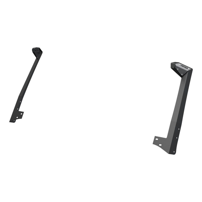 ARIES Jeep JK Roof Light Mounting Brackets (15911) - Wreckless Motorsports