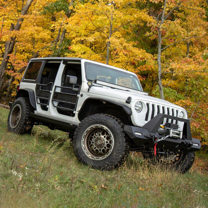 ARIES Jeep JL Inner Fender Liners - Front and Rear (2500650) - Wreckless Motorsports