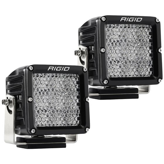 Rigid Industries D-XL Pro Diffused | PAIR (322313) - Wreckless Motorsports
