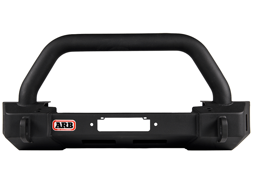 ARB Classic Stubby Front Bumper (3450450) - Wreckless Motorsports