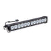 Baja Designs 20 Inch LED Light Bar Single Straight High Speed Spot Pattern Racer Edition OnX6 (412002) - Wreckless Motorsports