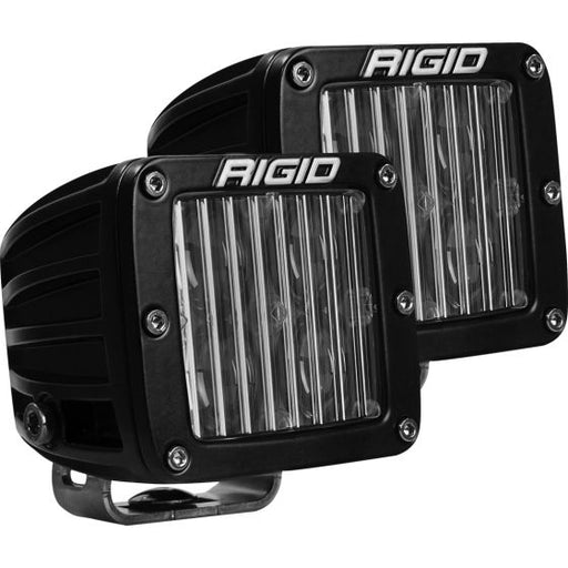 Rigid Industries D-Series SAE Compliant Fog Light | PAIR (504813) - Wreckless Motorsports