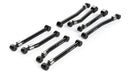 "TERAFLEX JL: Alpine Control Arm Kit – 8-Arm Adjustable (0-4.5"" Lift) - Wreckless Motorsports"