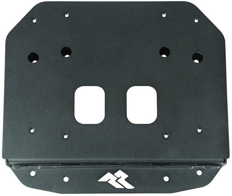 Rugged Ridge Spare Tire Relocation Bracket; 18-19 JL - Wreckless Motorsports