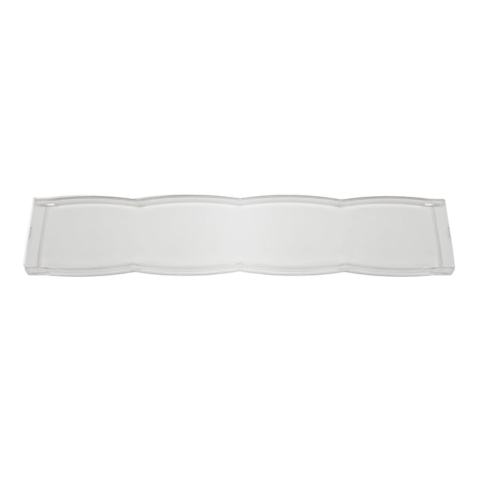 Baja Designs 10 Inch Rock Guard Light Bar Cover Clear (708203) - Wreckless Motorsports