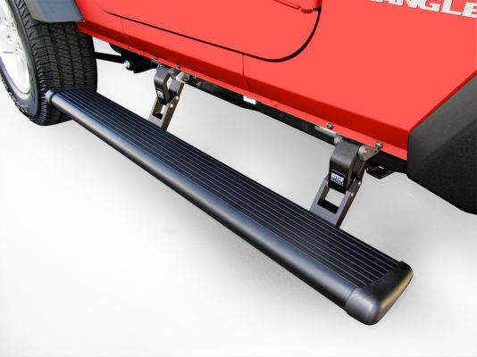 Amp Research Powerstep Electric Running Boards For 2020 Jeep