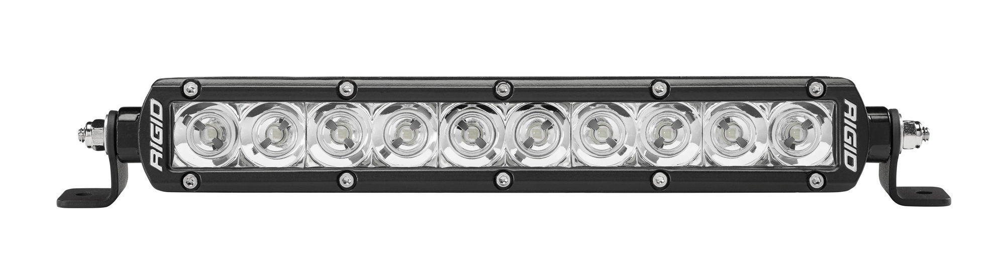 "Rigid Industries 10"" SR-Series LED Light Bar - Wreckless Motorsports"