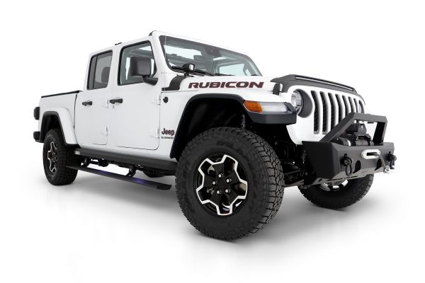 AMP Research PowerStep XL Electric Running Boards for 2020 Jeep Gladiator (77135-01A) - Wreckless Motorsports