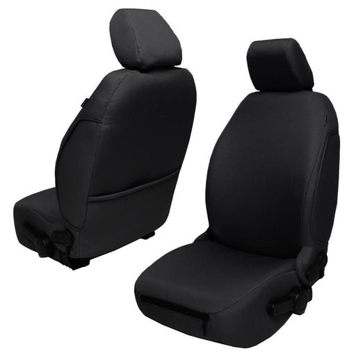 Bartact 2013-18 Jeep Wrangler JK JKU Base Line Performance Front Seat Covers (PAIR) - Wreckless Motorsports