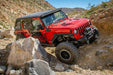 DV8 Off-Road Jeep JL Rubicon Replica Hood (HDMBJL-TA) - Wreckless Motorsports