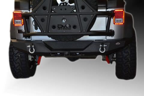 DV8 Off-Road TC-6 Tire Carrier (TCSTTB-06) - Wreckless Motorsports