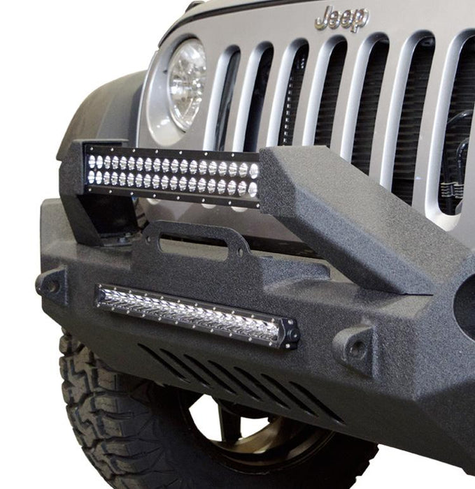 DV8 Off-Road FS-17 Hammer Forged Front Bumper (FBSHTB-17) - Wreckless Motorsports