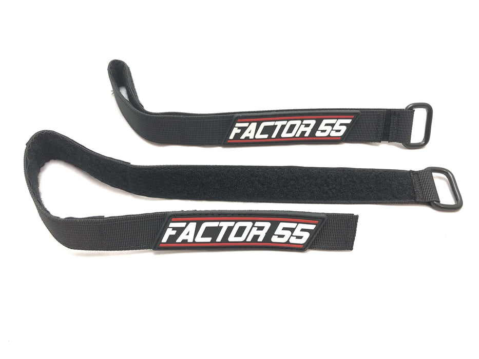 FACTOR 55 Strap Wraps - Wreckless Motorsports