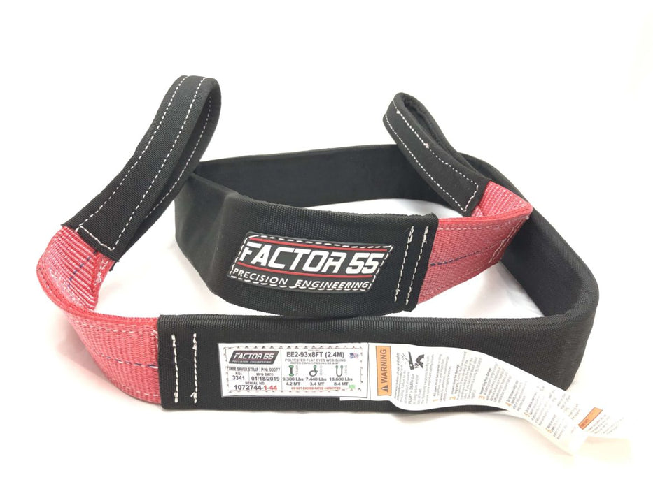 FACTOR 55 Tree Saver Strap - Wreckless Motorsports