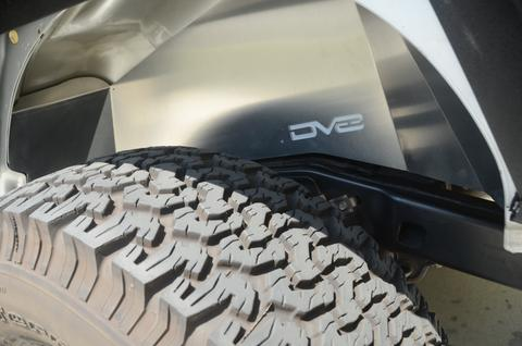 DV8 Off-Road Jeep JK Rear Inner Fenders (INFEND-01RB) - Wreckless Motorsports