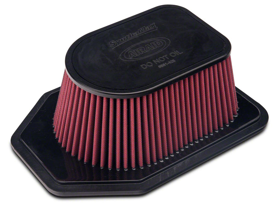 AIRAID Replacement Dry Air Filter (861-425) - Wreckless Motorsports